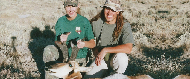 Guided Pronghorn Antelope Hunting in Northern Nevada