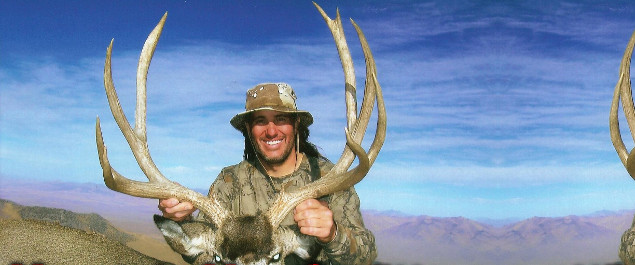 Guided mule deer hunting in Northern Nevada