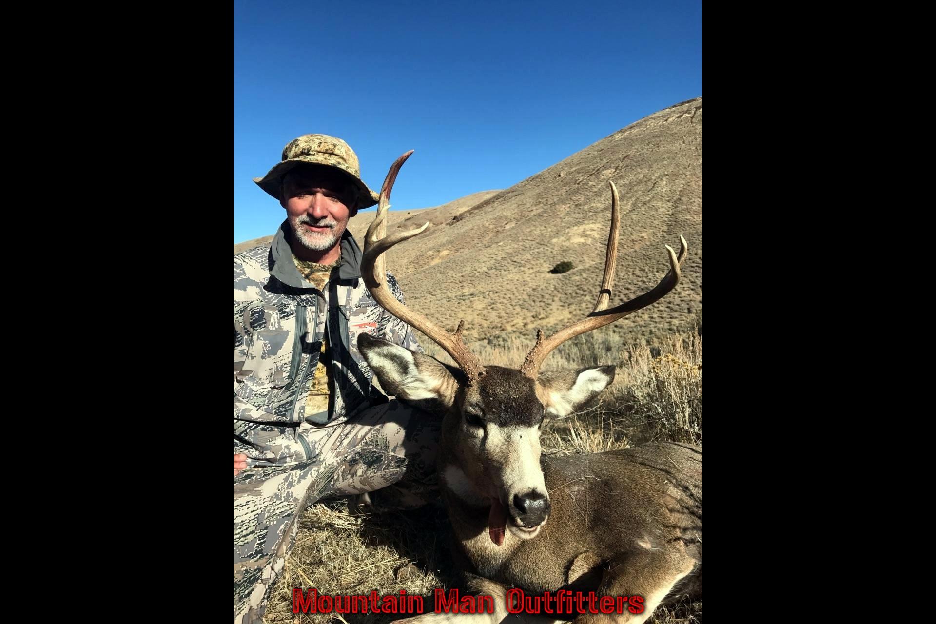 2017 Mule Deer Hunt