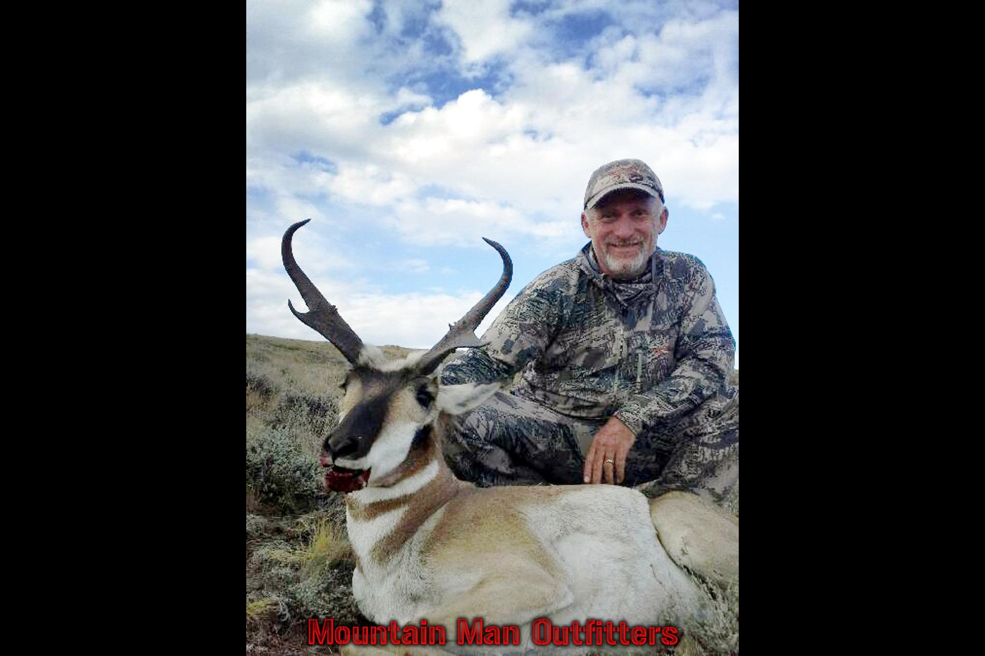 2017 Antelope Hunt